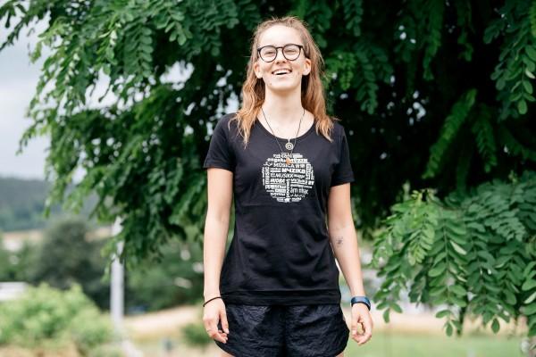 T-Shirt Musik in verschiedenen Sprachen