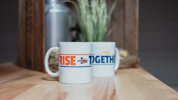 Tasse Rise Together