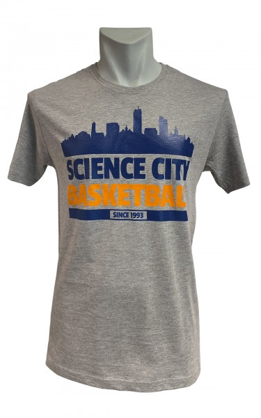 T-Shirt Science City Basketball Damen